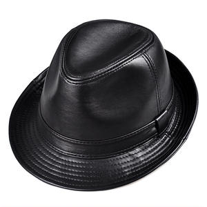 cf5af79bc2 Recurfs Youni Winter Wide Brim Fedoras Hats For Black Jazz