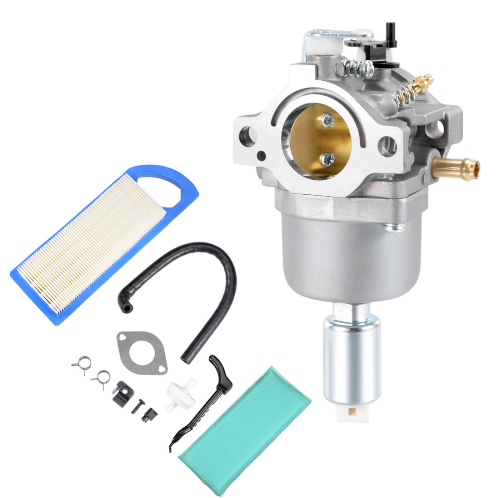 купить New Arrival 794572 Carburetor Carb for Briggs & Stratton 792768 793224 791888 792358 792171 with Air Filter Tune-up Kit по цене 1770.65 рублей