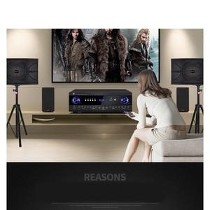 Image 4 - Kaolanhon 800 ワット 220V 2.0 ハイパワー家庭用オーディオアンプ Bluetooth アンププロの舞台 ktv オーディオアンプ G5 AK390