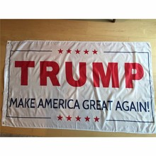 Newest 3 x 5 Foot Flag Make America Great Again for President Trump Cubs Lembrancinhas
