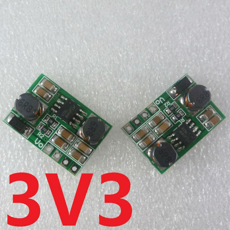 2PCS NEW Mini Buck DC-DC Einstellbar Stromversorgung Step Down Konverter