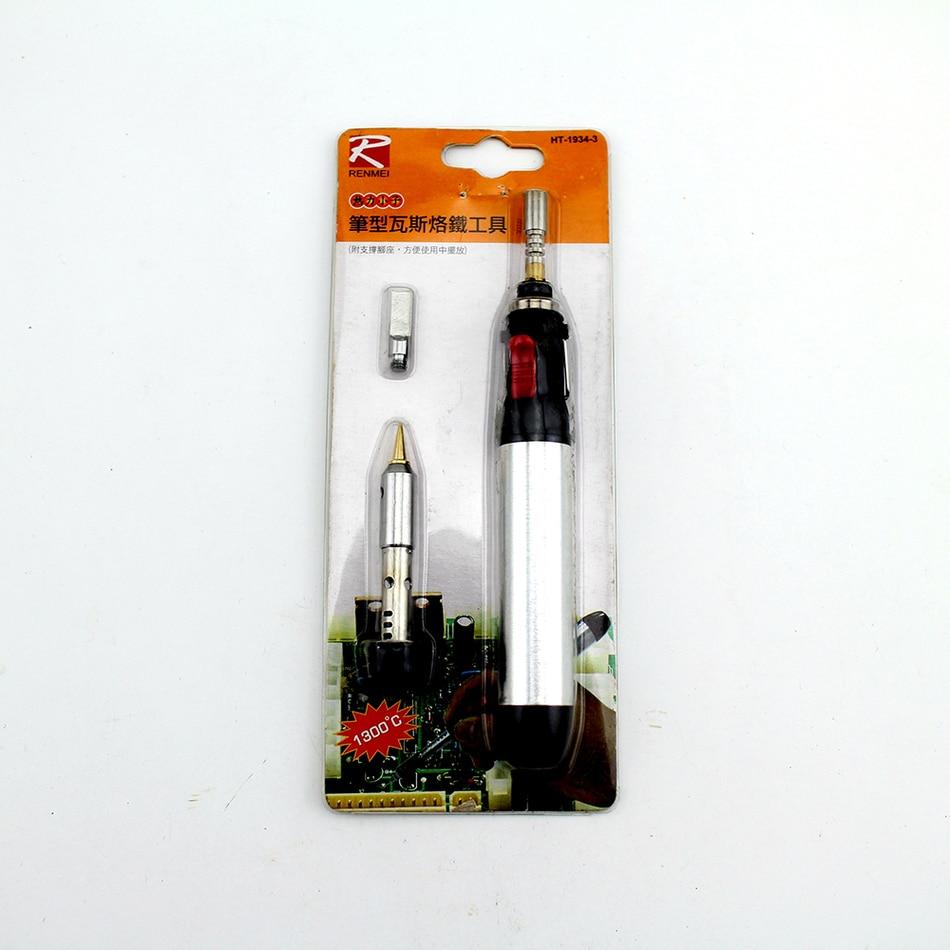 Купить с кэшбэком High quality Portable Heat Gun Flame Butane Gas Soldering Iron Pen Torch Welding Tool Gas Torch soldering Gas gun