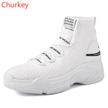 Fashion Men and Women Casual Shoes Sports Thick With Running Outdoor