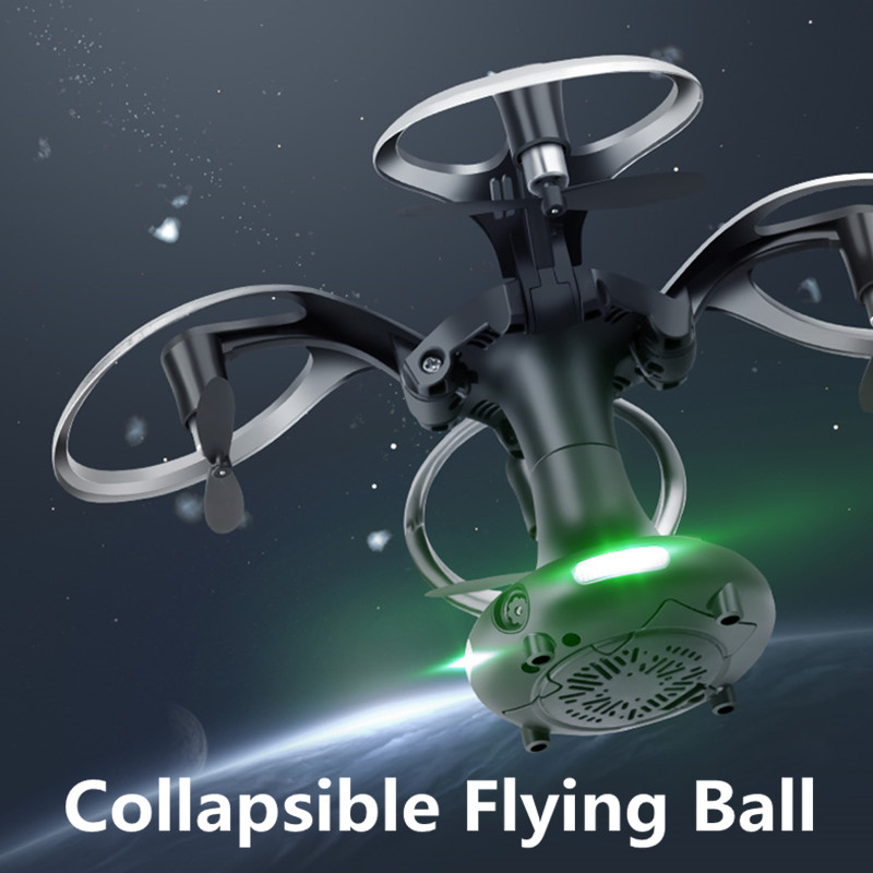 New 415B 415C Mini Drone With Camera Foldable RC Drones 2.4G 4CH RC Helicopter Headless Wifi FPV Dron Altitude Hold Quadcopter