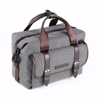 K&F CONCEPT Single Shoulder Camera Bag Waterproof Shockproof Travel Photo Bags Leisure Package For Canon Nikon DSLR