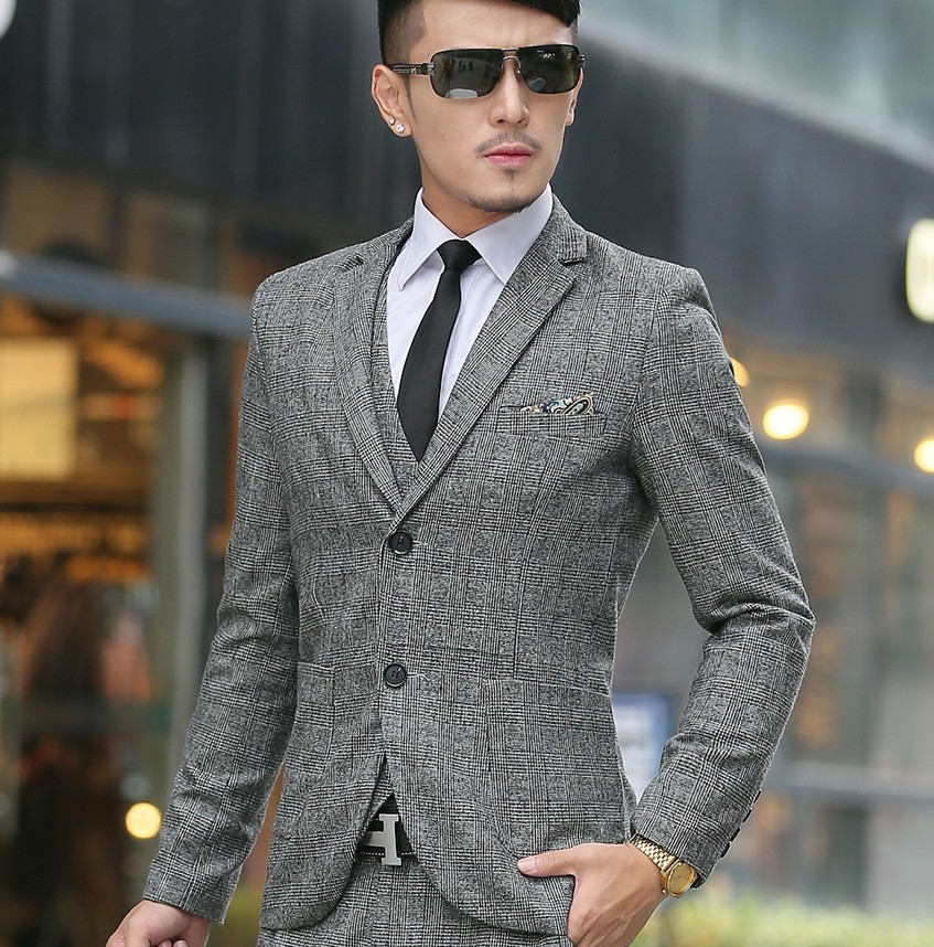 Wool Mens Suits | My Dress Tip