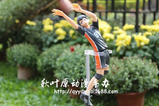 17cm Haikyuu!! kageyama Tobio Action Figures PVC brinquedos Collection Figures toys for christmas gift free shipping