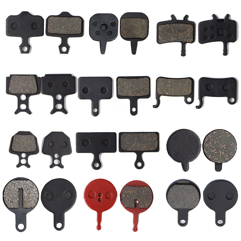 Mountain Bike Disc Brake Pads Road Bicycle Disk Brake Blocks Cycling Accessories Mtb Parts Cycle Racing Spare Components