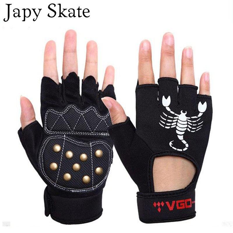 Prix pour Jus japy Skate Professionnel De Patinage Gant SEBA Professionnel Protection Gants Rouleau de patinage Gant Bonne Qualité Athletic Products