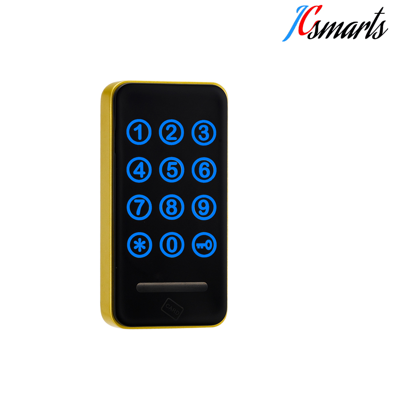 Touch Numeric Keypad Password RFID Card Key Digital Electronic Cabinet locker lock wholesale contact card reader with pinpad numeric keypad for financial sector counters