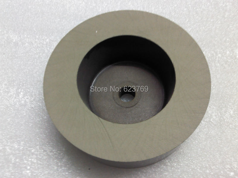 RZZ Stone Disc Stone Abrasive Cup Wheel Hole Dia 12mm for Glass Processing Free Ship