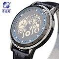 Marca JOJO aventura reloj de Los Hombres LED Reloj Deportivo Digital Militar Del Ejército Reloj de Pulsera Impermeable de Los Hombres Relogio masculino