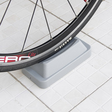 Bicycle front tire mat sets bike riding platform accessories indoor training The front wheel fixed frame Bike trainer cycling