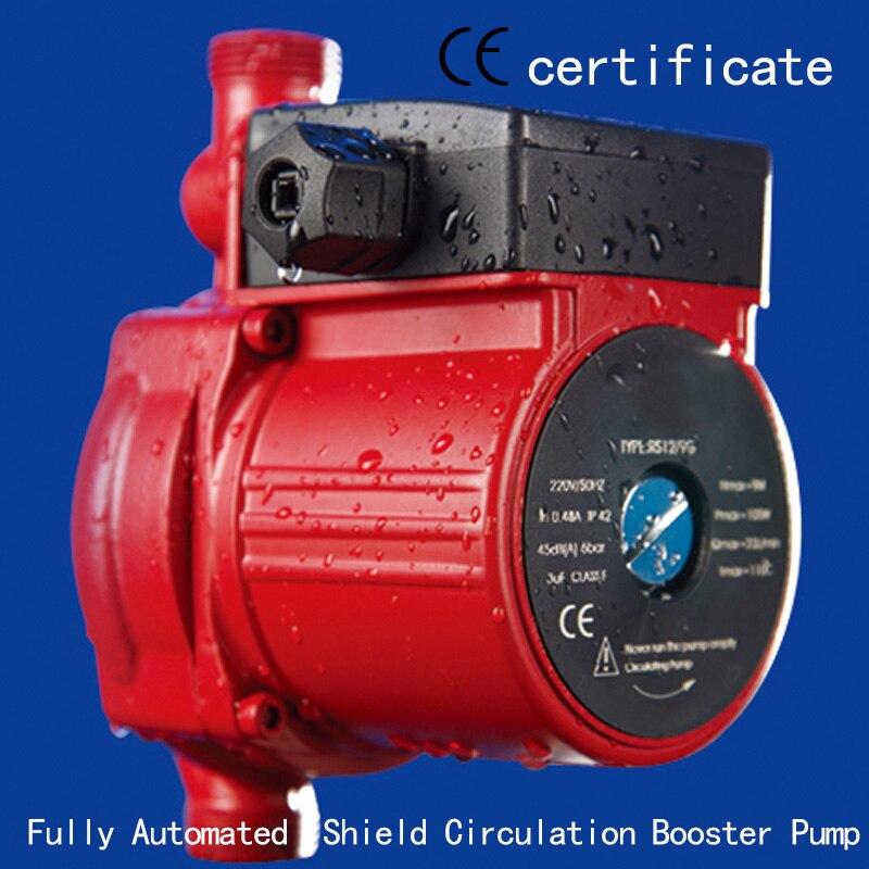Duschen GemäßIgt Ce Genehmigt Automatische Schild Circulation Booster Pumpe Rs12-10g Druck Mit Industrielle Ausrüstung Rohr Reichhaltiges Angebot Und Schnelle Lieferung Kessel