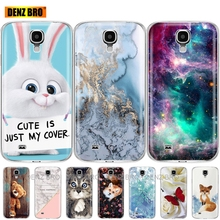 soft Silicone Case For Samsung Galaxy S4 i9500 Cases TPU Cover For Samsung  S4 Phone shell 7e50be45b57