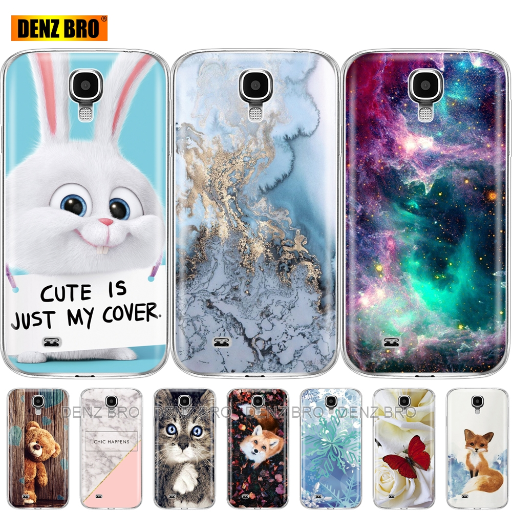 b22a3138c soft Silicone Case For Samsung Galaxy S4 i9500 Cases Phone shell TPU Cover