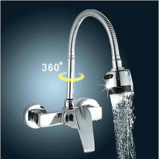 Spedizione gratuita in ottone cromato rubinetti per lavello da ...