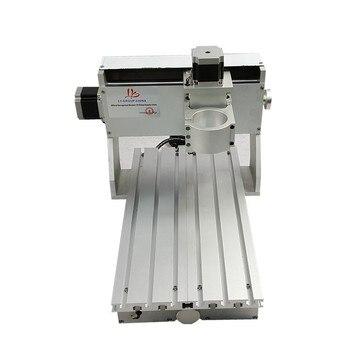 FAI DA TE mini router di cnc 3020 incisione telaio della macchina con interruttore di limite per intaglio del legno PCB incidere taglierina di vetro