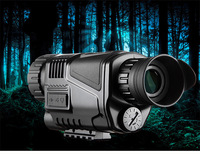 Hunting Night Vision Monocular 5X40 HD Adjustable Focus with 200M Infrared Camera Function For Tactical Optics Monocular Device