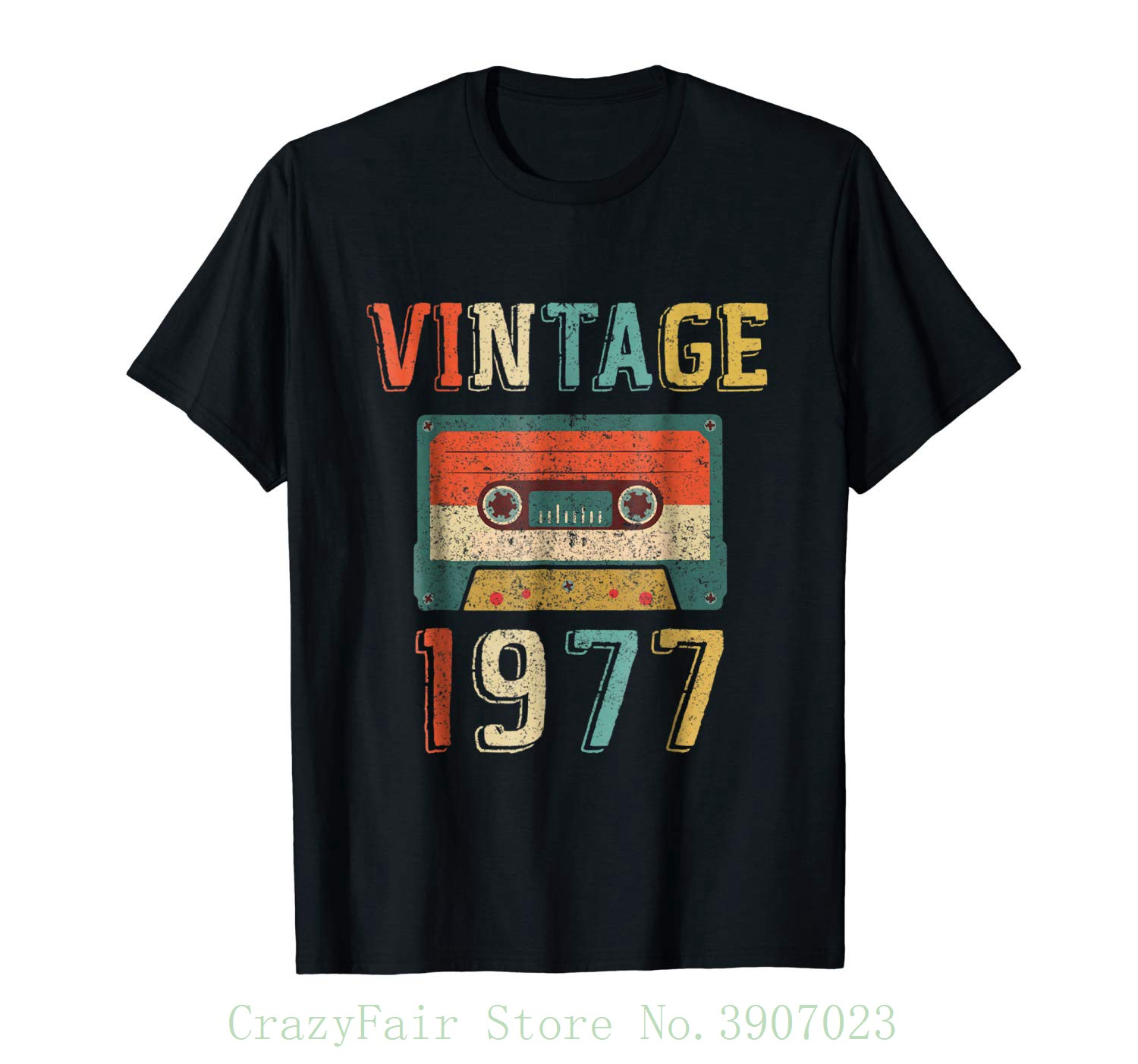 9d721ed9016 Detail Feedback Questions about 41st Birthday Gift Vintage 1977 41 Years  Old Mixtape T shirt Casual Short Sleeve Tshirt Novelty on Aliexpress.com