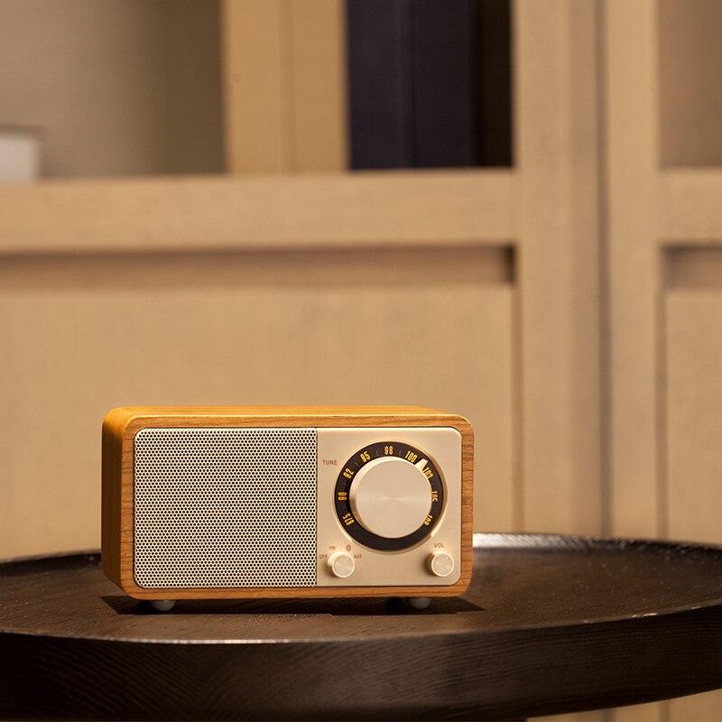 Sangean чистая, bluetooth, мини динамик bluetooth динамик fm радио портативное радио