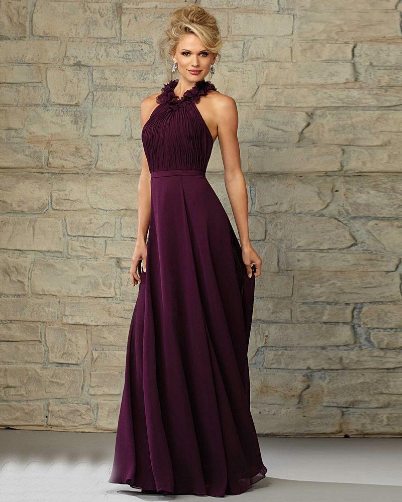 Popular Plum Bridesmaid Dresses-Buy Cheap Plum Bridesmaid Dresses ...