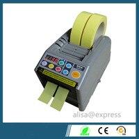4 teile/los 110 v-240 v ZCUT-9 verpackung tape dispenser  6-60mm breite  5-999mm länge  Automatische Schneiden Maschine Band Spender