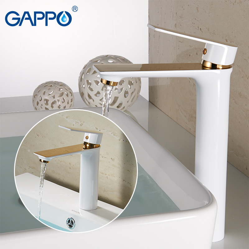 GAPPO Basin Faucets bathroom sink faucet bathroom taps mixer water waterfall faucet basin mixer bath faucet цены