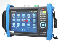 CCTV IPC Camera Tester 7 Inch Touch Screen Built in WIFI PoE PTZ IP Camera ONVIF Monitor Test HDMI IPC8600