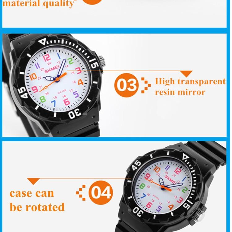 prova dwaterproof água quartzo relógios de pulso