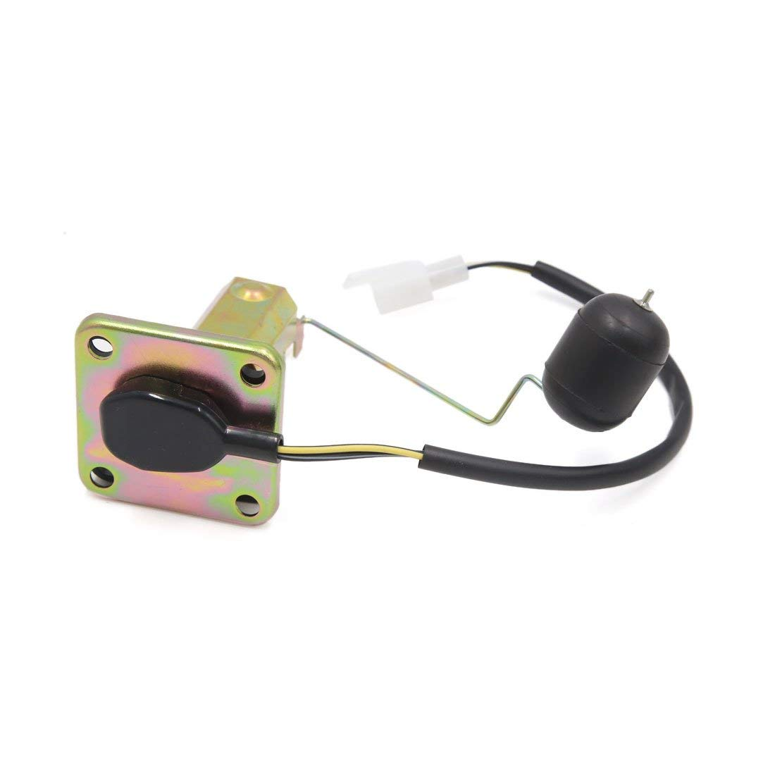 Uxcell Motorcycle Scooter Fuel Tank Level Float Sensor Sending Unit For HJ100T-7 Fuel Level Sending Unit