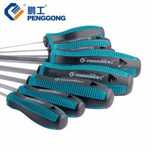 Image 4 - PENGGONG 1.5 8mm Hex Key Wrench Set Allen Key Universal Key Wrench Multitool Repair Hand Tools