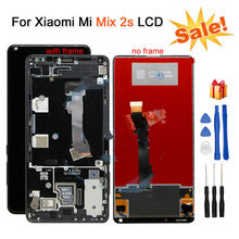 Mi Mix 2S LCD Display For XIAOMI Mi Mix 2S LCD Display Touch Screen Digitizer Assembly Replacement Parts 100% working lcd display touch screen digitizer assembly for xiaomi 2 2s m2 m2s mi2 mi2s xiao mi free shipping