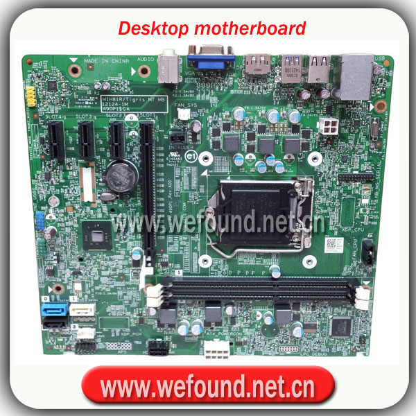 100% working Desktop motherboard for 3020 MT Motherboard 40DDP MIH81R VHWTR System Board fully tested шорты мужские lasting 6262 nico