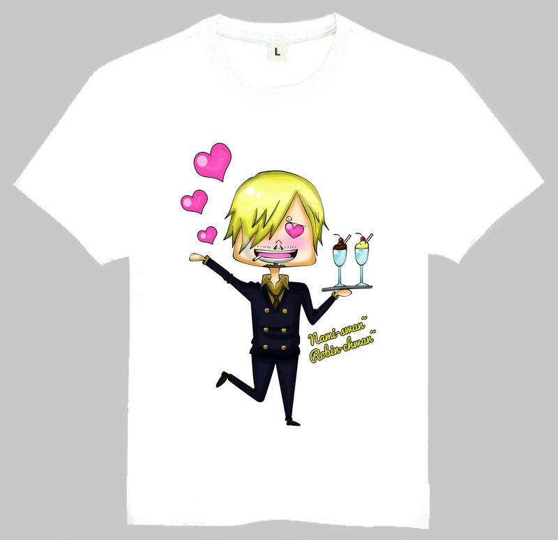 Sanji Shirt