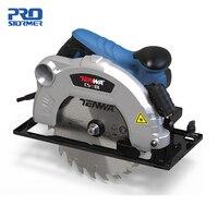 PROSTORMER 220V 1500W 7 inch 60mm Electric Circular Saw Woodworking / 500W 3.5 inch Mini Saw Cutting Wood Metal Tile Brick