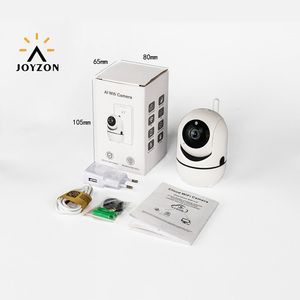 Image 5 - HD 1080P Cloud IP Camera WiFi Wireless Baby Monitor Night Vision Auto Tracking Home Security Surveillance CCTV Network Mini Cam