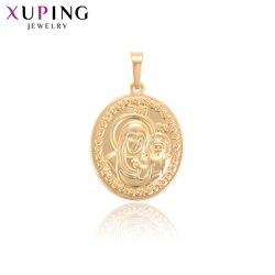 Xuping moda wisiorek Temperament dla mężczyźni lub kobiety złoty kolorowy platerowany biżuteria prezenty na Halloween i boże narodzenie 31869