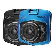 KROAK 720 P Видеорегистраторы для автомобилей Видео Камера на Cam Даш Камера камкордер автомобиля 2,4 Inch G-Сенсор регистраторы Регистраторы ночное видение
