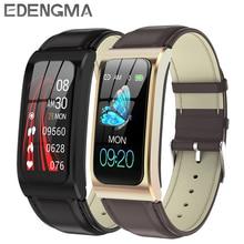 Intelligente wristband AK12 IPS schermo a colori fitness Bluetooth braccialetto per gli uomini/donne sfigmomanometro ciclo mestruale attività monitor