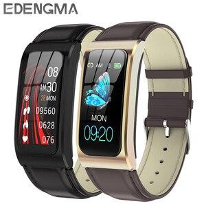 Image 1 - Intelligente wristband AK12 IPS schermo a colori fitness Bluetooth braccialetto per gli uomini/donne sfigmomanometro ciclo mestruale attività monitor