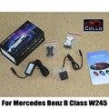 Laser de carro Luzes de Nevoeiro da Retaguarda Para Mercedes Benz B Class W245/Colisão Anti-extremidade Traseira Do Carro Lâmpada de Freio de Estacionamento Luz de Advertência Traseira