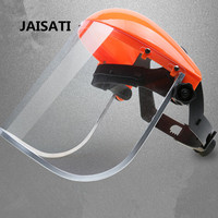 JAISATI PVC organic screen anti-splash mask automatic dimming protective masks