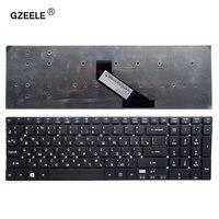 GZEELE NEUE tastatur für ACER Aspire V3 V3 571g V3 551 V3 771G 5755 5755g V5WE2 RUSSISCHE laptop tastatur SCHWARZ ohne rahmen-in Ersatz-Tastaturen aus Computer und Büro bei