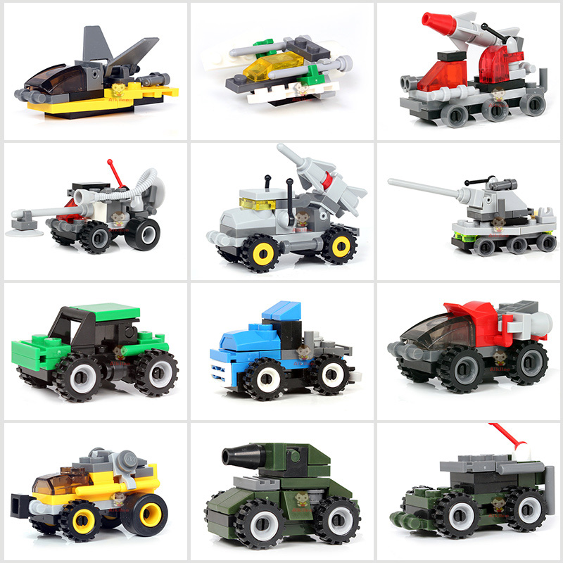 Compatible with legoe DIY bricks construction plastic building blocks newest fashionable design superior quality children toys ausini95 automatic rifle military arms building blocks educational toys for children plastic bricks best friend legoe compatible