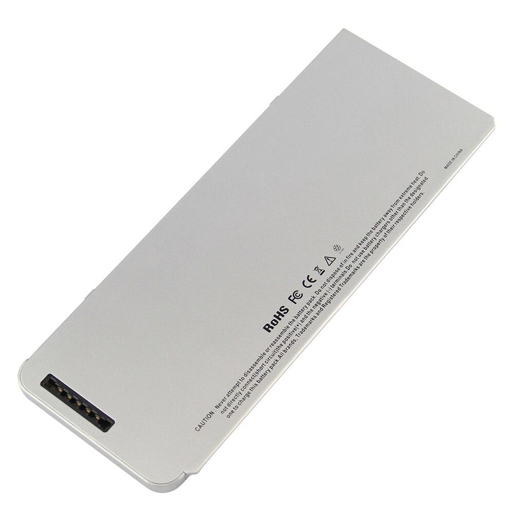 4400mah for font b Apple b font Laptop battery font b MacBook b font 13 A1278