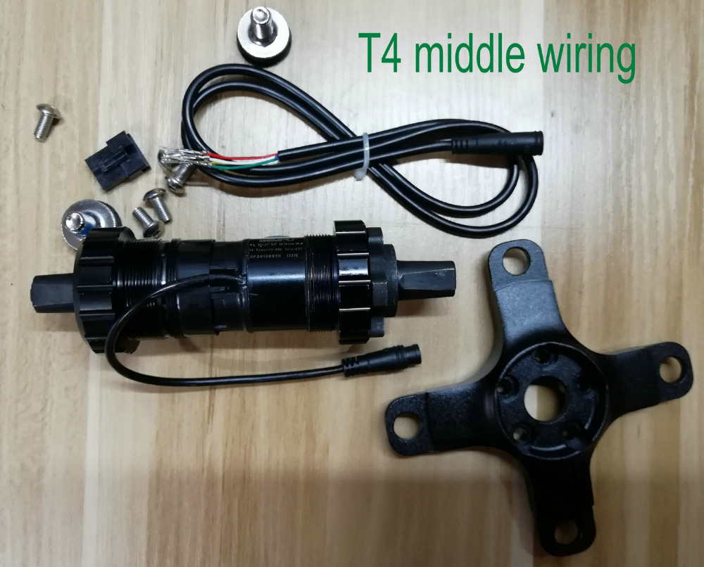 dual side torque sensor transducer standard buttom bracket electric scooter motor assisted bicycle intelligent bike MTB diy part