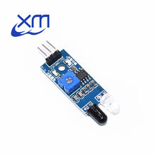 Reflection IR Obstacle avoidance Module Sensor infrared sensor intelligent car robot D54(China)