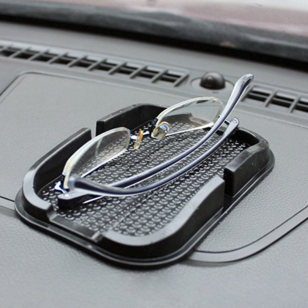 DEDC Multi-function Car Anti Slip <font><b>Pad</b></font> Rubber Mobile <font><b>Sticky</b></font> Dashboard <font><b>Phone</b></font> Shelf Antislip Mat for GPS MP3 <font><b>Cell</b></font> <font><b>Phone</b></font> Car Styling