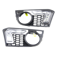 Xenon White 12W High Power LED Daytime Running Lights Kit For BMW F10 M Tech 6